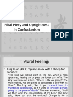 Confucian Ethics