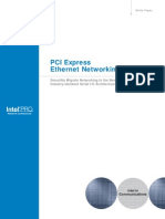 PCI-E and Networking
