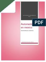 Automatizacion en Mexico