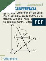 Circunferencia resumen apuntes