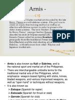 Arnis 12 Basic Strikes
