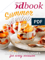 Summer Entertaining 2018 eBook