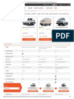 Commercial Vehicle Comparison
