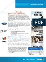 Ford Short Case Study
