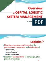 Logistik Overview