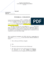 sample formal charge