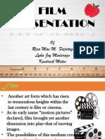 FILM ARTS GRADE- 10