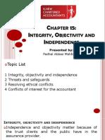 Chapter 15 Assurance