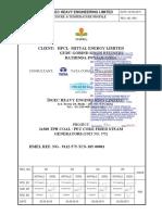 Hmel Cfbc Operating Parameter