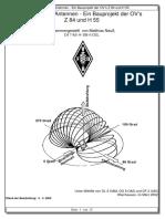 Magnetische Antennen - Ein Bauprojekt Der OV s Z 84 Und H 55