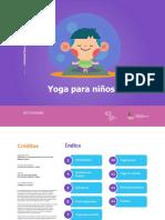 Yoga Para Ninos Parte1