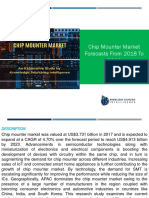 Chip Mounter Market to Reach US$4.913 billion by 2023