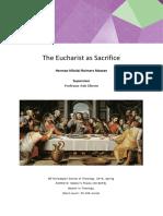 The Eucharist as a Sacrifice - Herman Nikolai Reimers Massen