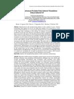 Taxonomi Informasi Produksi Pada Industri Manufaktur   Dalam Industri 4.0
