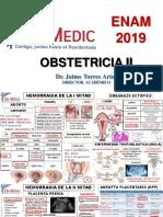 Enam Obstetricia II - Oftalmología