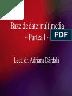 Baze de Date Multimedia 1