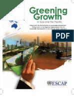 Greening Growth