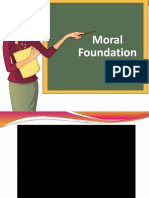 Moral Foundation