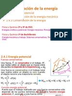 2.4. Conservación de La Energía