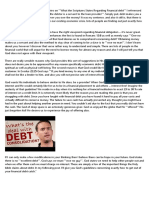 209545Debt Negotiation Assistance - Debt Negotiation Isn't For Everybody - Is it Right For You?