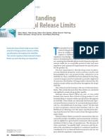 PeerReview-Understanding Internal Release Limits