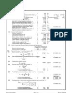 SCF Calculations Flexible Conductor 32m