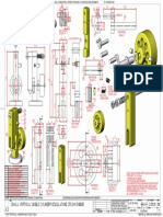Single Cylinder Oscillating Steam Engine