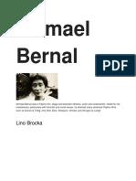 Ishmael Bernal