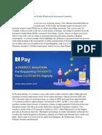 Digital wallet platform in Europe.pdf