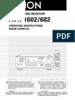 Manual técnico DENON