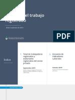 Reporte Laboral Septiembre 2019