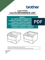 Brother HLL6400- PART LIST.pdf