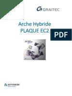 Support Arche Hybride Plaque Ec2