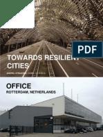 Towards Resilient cities - Lezing Duzan Doepel