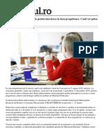 Educatie Scoala a Fost Publicata Metodologia Inscrierea Clasa Pregatitoare Vor Putea Inscrisi Copiii 1 5a913aa0df52022f75eb70c4 Index