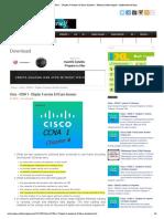 Cisco - CCNA 1 - Chapter 4 version 6.0 Exam Answers _ Réseaux Informatiques - Abderrahmane khair