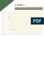 Diagrama de Gantt Ágil Office2