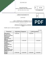 """Amendements du groupe CRCE sur la Mission """"Cohésion des Territoires"""" du projet de loi de finances pour 2020"""