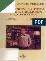 Aranguren la etica entre la religion y la politica Tecnos-1989.pdf