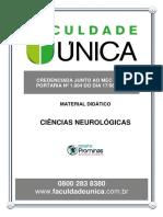 Material Didático - Ciências Neurológicas