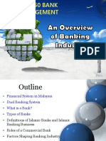 An Overview of Banking Industry