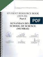 Student Resource Book