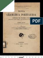 Nova Gramatica Portuguesa
