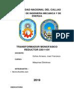 Monografia de TransformadorM