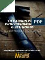eBook 10 Passos Para Se Profissionalizar (1)