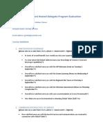 Global Table 2019 - International Buyer Evaluation Form (PT Sumber Kuliner Utama)