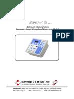 AMF 10 Manual En