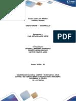 Informe Fase 4 - Desarrollo_Grupo42