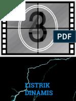 Presentasi 7 - Listrik Dinamis