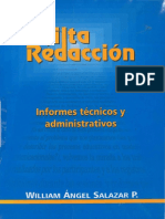 Libro Alta Redaccion Willian Angel Salazar